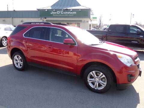 2015 Chevrolet Equinox for sale at Jim O'Connor Select Auto in Oconomowoc WI