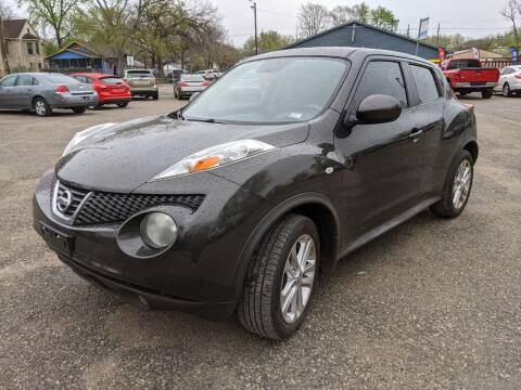 2012 Nissan JUKE for sale at Dons Carz in Topeka KS