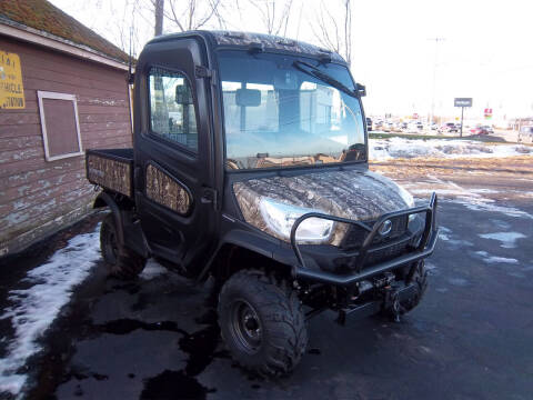 2019 Kubota RTV-X1100C for sale at Brian's Sales and Service in Rochester NY