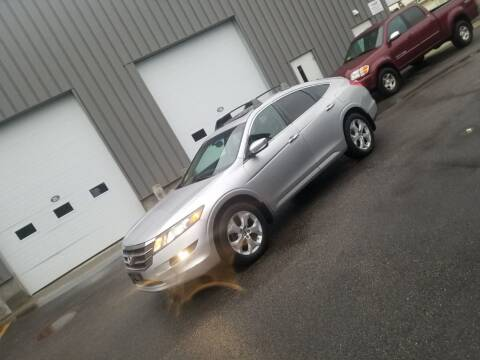 2011 Honda Accord Crosstour for sale at Car-Nation Enterprises Inc in Ashland MA