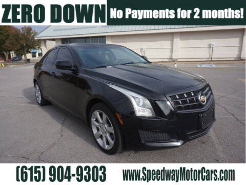 2013 Cadillac ATS for sale at Speedway Motors in Murfreesboro TN