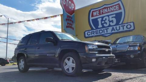 2002 Chevrolet TrailBlazer for sale at Buy Here Pay Here Lawton.com in Lawton OK
