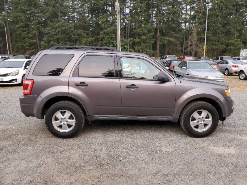 2012 Ford Escape for sale at WILSON MOTORS in Spanaway WA