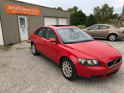 2006 Volvo S40 for sale at AutoWorx Sales in Columbia City IN