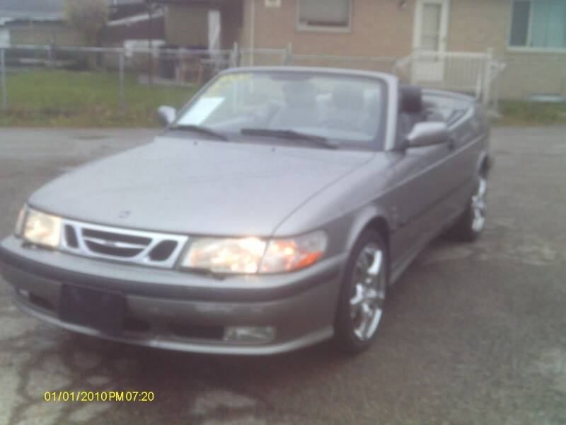 2002 Saab 9-3 for sale at Flag Motors in Columbus OH