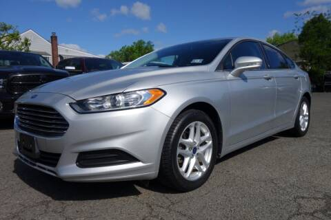 2014 Ford Fusion for sale at Olger Motors, Inc. in Woodbridge NJ