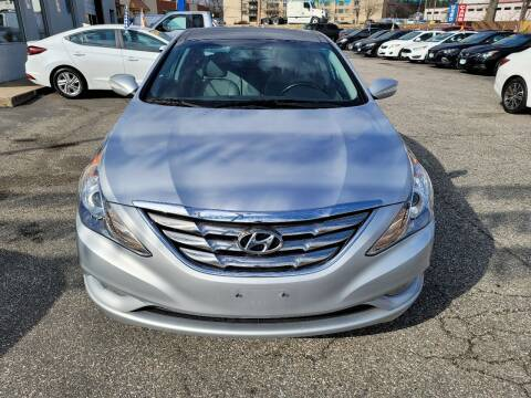 2012 Hyundai Sonata for sale at Car One in Essex MD