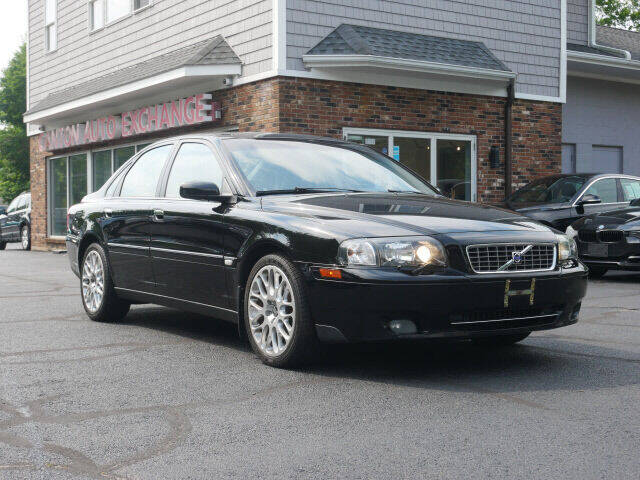 2006 Volvo S80 for sale at Canton Auto Exchange in Canton CT