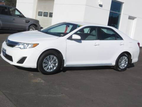 2012 Toyota Camry for sale at Price Auto Sales 2 in Concord NH