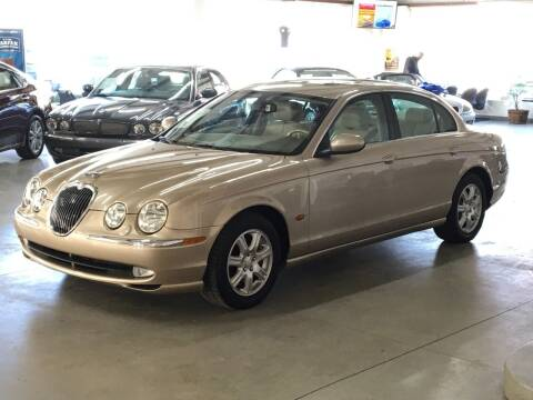 2004 Jaguar S-Type for sale at GTX Auto Group in West Chester OH