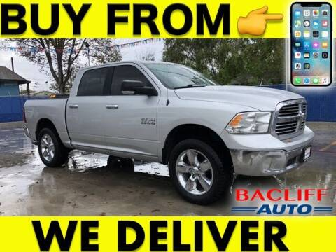 2017 RAM Ram Pickup 1500 for sale at Bacliff Auto in Bacliff TX