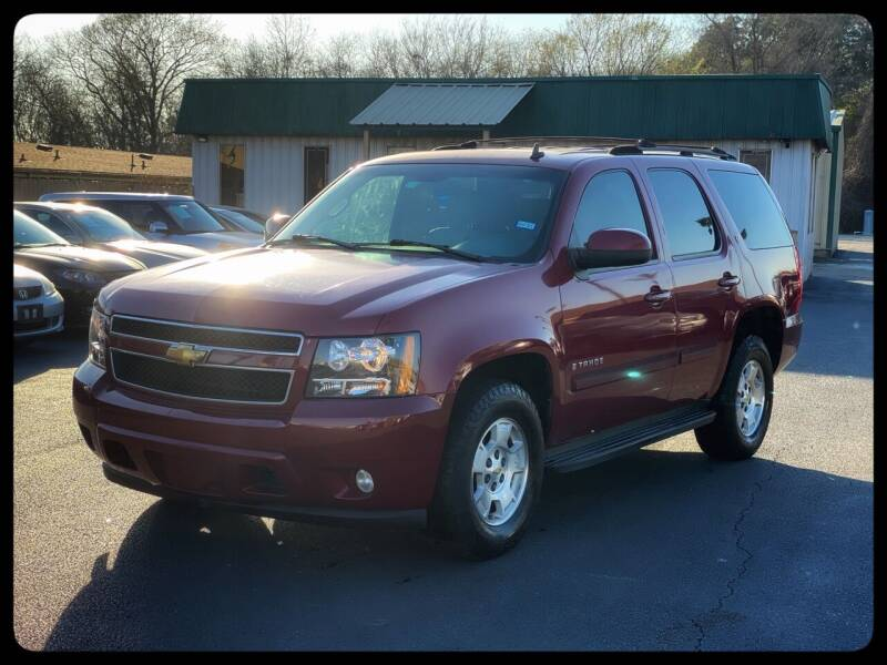 2007 Chevrolet Tahoe for sale at ASTRO MOTORS in Houston TX