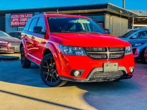 2017 Dodge Journey for sale at MAGNA CUM LAUDE AUTO COMPANY in Lubbock TX