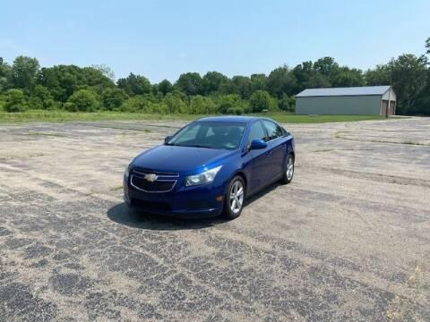 2012 Chevrolet Cruze for sale at Caruzin Motors in Flint MI