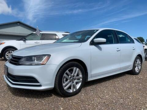 2017 Volkswagen Jetta for sale at FAST LANE AUTOS in Spearfish SD
