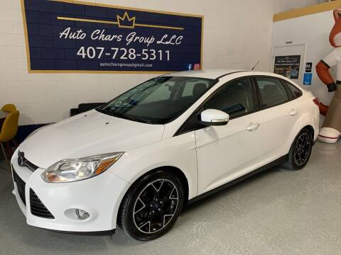 2013 Ford Focus for sale at Auto Chars Group LLC in Orlando FL