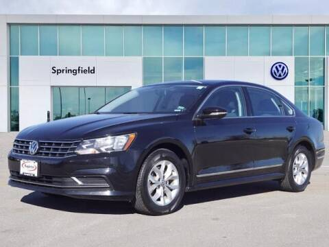 2017 Volkswagen Passat for sale at Napleton Autowerks in Springfield MO