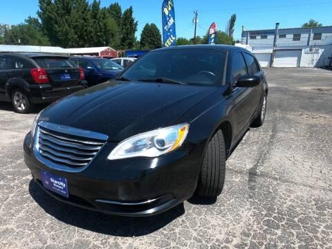 2013 Chrysler 200 for sale at StarCity Motors LLC in Garden City ID