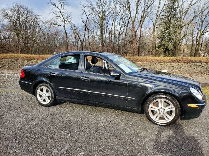 2006 Mercedes-Benz E-Class for sale at Auto Link Inc in Spencerport NY