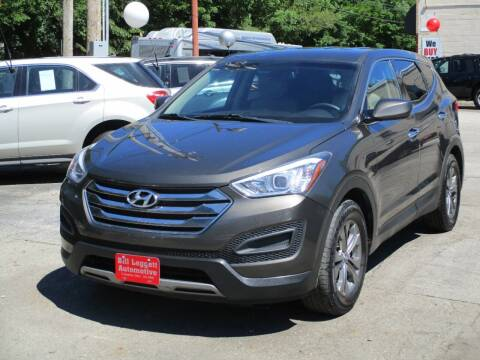 2014 Hyundai Santa Fe Sport for sale at Bill Leggett Automotive, Inc. in Columbus OH