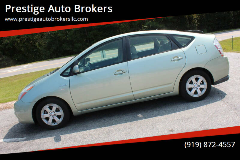 2006 Toyota Prius for sale at Prestige Auto Brokers in Raleigh NC