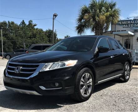 2014 Honda Crosstour for sale at Emerald Coast Auto Group LLC in Pensacola FL