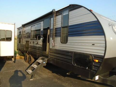 2021 Cherokee 274 BRB for sale at Lee RV Center in Monticello KY
