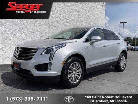 2017 Cadillac XT5 for sale at SEEGER TOYOTA OF ST ROBERT in Saint Robert MO