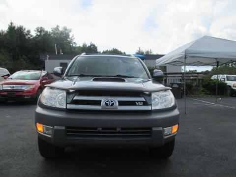 2003 Toyota 4Runner for sale at Olde Mill Motors in Angier NC
