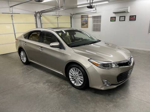 2013 Toyota Avalon Hybrid for sale at Hal's Auto Sales in Suffolk VA