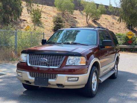 2006 Ford Expedition for sale at ZaZa Motors in San Leandro CA
