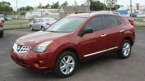 2015 Nissan Rogue Select for sale at Red Rock Auto LLC in Oklahoma City OK