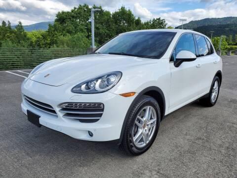 2014 Porsche Cayenne for sale at Painlessautos.com in Bellevue WA