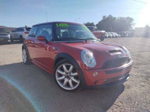 2005 MINI Cooper for sale at Canyon View Auto Sales in Cedar City UT