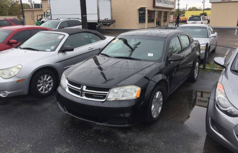 2011 Dodge Avenger for sale at Dependable Auto Sales in Montgomery AL