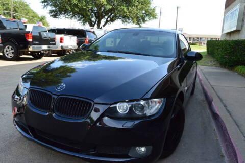 2009 BMW 3 Series for sale at E-Auto Groups in Dallas TX