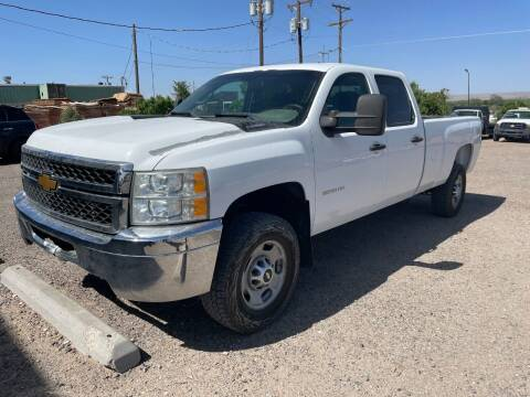 2013 Chevrolet Silverado 2500HD for sale at Samcar Inc. in Albuquerque NM