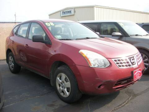 2008 Nissan Rogue for sale at Lloyds Auto Sales & SVC in Sanford ME