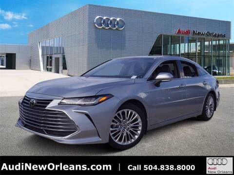 2020 Toyota Avalon for sale at Metairie Preowned Superstore in Metairie LA