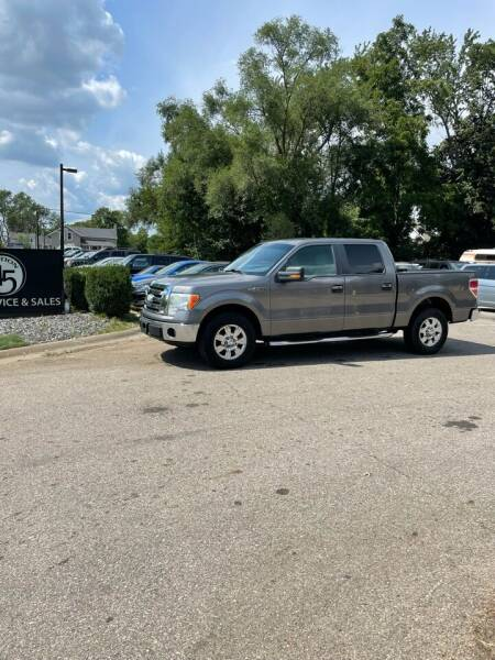 2009 Ford F-150 for sale at Station 45 Auto Sales Inc in Allendale MI