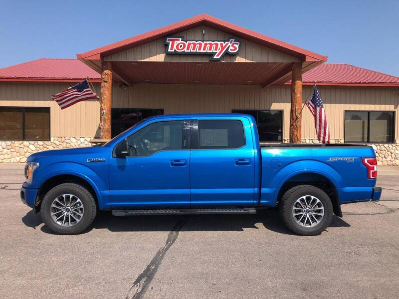 2019 Ford F-150 for sale at Tommy's Car Lot in Chadron NE