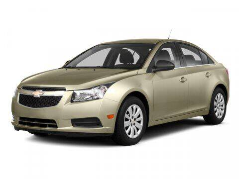 2013 Chevrolet Cruze for sale at DICK BROOKS PRE-OWNED in Lyman SC