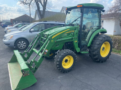 2012 John Deere 4520 for sale at MARK CRIST MOTORSPORTS in Angola IN