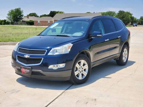2012 Chevrolet Traverse for sale at Chihuahua Auto Sales in Perryton TX