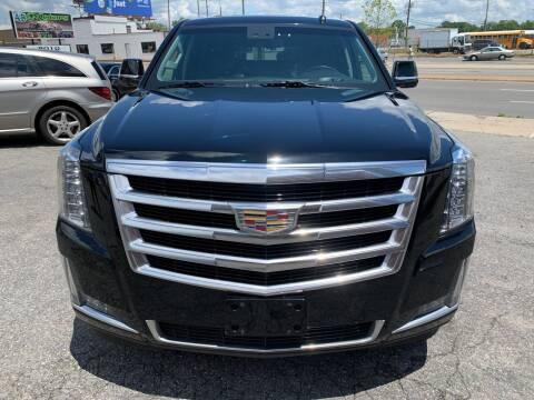 2017 Cadillac Escalade ESV for sale at A & R Motors in Richmond VA