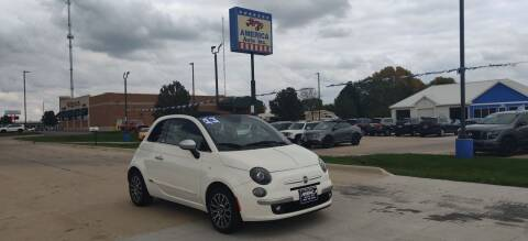 2013 FIAT 500c for sale at America Auto Inc in South Sioux City NE