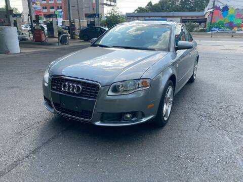 2008 Audi A4 for sale at Exotic Automotive Group in Jersey City NJ