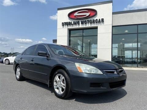 2006 Honda Accord for sale at Sterling Motorcar in Ephrata PA
