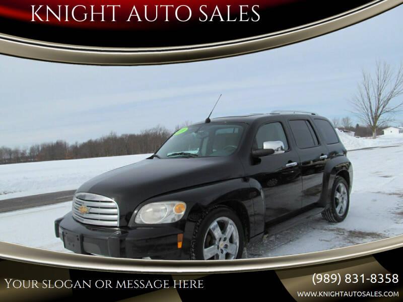 2010 Chevrolet HHR for sale at KNIGHT AUTO SALES in Stanton MI