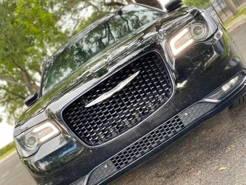 2017 Chrysler 300 for sale at HIGH PERFORMANCE MOTORS in Hollywood FL